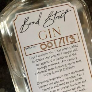 Hinckley No.1 Gin Limited number