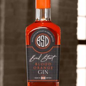 BSD Blood Orange Gin