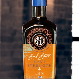 BSD Navy Strength Gin